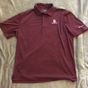 Columbia Golf Shirt